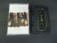 NEIL YOUNG AND CRAZY HORSE LIFE CASSETTE TAPE - Cassette Tape