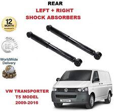 Trasero Izquierdo y Derecho Amortiguadores para VW Transporter T5 Mark 5 MK5