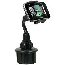 MACALLY MCUP Adjustable Car Cup Holder/Mount for iPhone/iPod/GPS/Smartphone