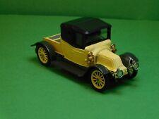 Renault 12/16 1910 hellgelb 1:43 Corgi C862 Collectors Classics Modellfahrzeug