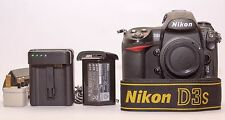 Nikon D3S Digital SLR Camera 12.1MP Digital SLR Camera - Black (Body only)