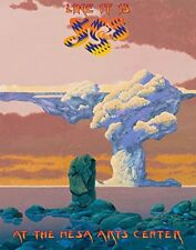 YES Like It Is Live At The Mesa Arts Center 2014 bonus track JAPAN 2 CD + DVD