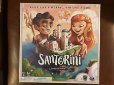 SANTORINI  Board Game by Spin Master-GREAT GIFT & QUICK  FREE SHIPPING !!