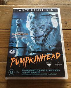 Pumpkinhead DVD Horror Rare OOP