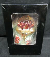 Warner Bros. Christopher Radko Taz Angel Glass Ornament MIB Q645