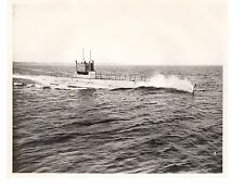 USS L1 SS40 Submarine Original Photograph 8x10 BW