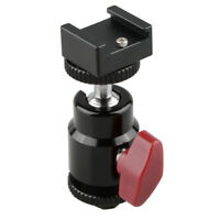 CAMVATE DSLR Cold Shoe Basew/ Ball Head for dslr support video mic flash rig