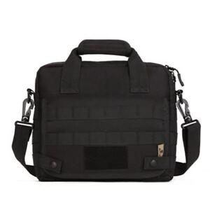 Men Tactical Nylon Messenger Shoulder Bag Military Camping Briefcase Laptop Pack