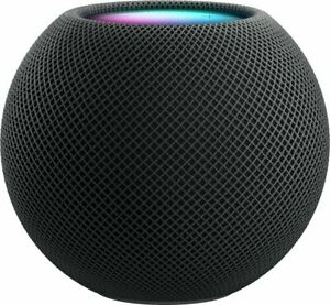 Apple HomePod Mini Bluetooth Smart Speaker ~ A2374 ~ Space Gray ~Excellent