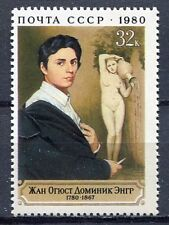 30260) RUSSIA 1980 MNH** Dominique Ingres - 1v. Scott#4858