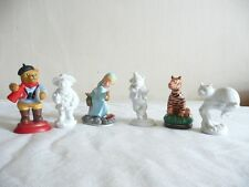 6 Halcyon Days sample / unfinished figures