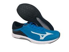 Mizuno Men's Wave Sonic Running Shoe, Blue Jewel/Black, 7 D(M) Us