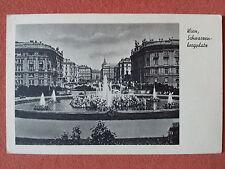 AK Wien, Schwarzenbergplatz -nicht gelaufen-