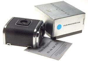 Hasselblad Chrome 24 film back holder insert complete dark slide matching serial