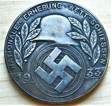 WW2 GERMAN COMMEMORATIVE COLLECTORS COIN 1933