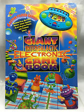 GIANT INTERGALACTIC ELECTRONIC GAME BOOK NEW