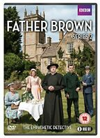 Father Brown Complete Series 2 - BBC [DVD][Region 2]