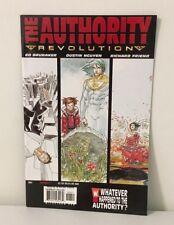 Wildstorm/DC Comics The Authority Revolution #6 May 2005