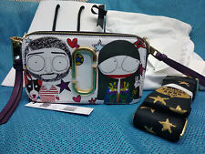 Hot sales MARC JACOBS x ANNA SUI Collaboration Strap Snapshot Small Camera Bag.
