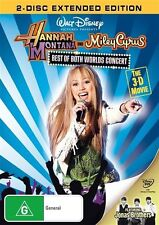Hannah Montana And Miley Cyrus - Best Of Both Worlds Concert Tour (DVD) # 0404