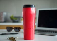 Mighty Mug GO - RED that Can't be Knocked Over! Try it to believe it! Best Gift