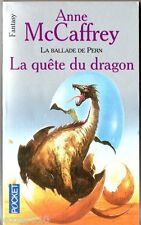ANNE MCCAFFREY - BALLADE DE PERN - LA QUETE DU DRAGON - 2002 pocket