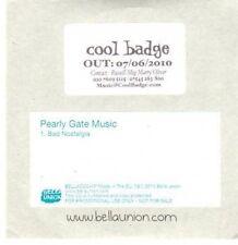 (BN142) Pearly Gate Music, Bad Nostalgia - 2010 DJ CD
