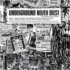 V/A - Underground Never Dies! LP