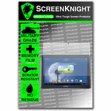 "ScreenKnight Samsung Galaxy Note 10.1"" FRONT SCREEN PROTECTOR invisible Shield"