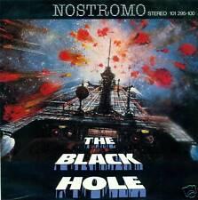 "NOSTROMO THE BLACK HOLE 7"" SINGLE S3183"
