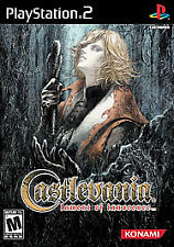 Castlevania: Lament of Innocence (Sony PlayStation 2, 2003)