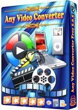 Any Video Converter supporte ultime vidéo / musique / enregistrement / download / modifier / jouer