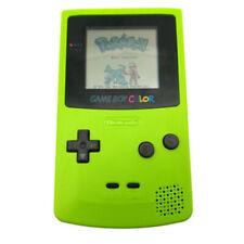 Refurbished - Green Nintendo Game Boy Color GBC Game Console + game cartridge