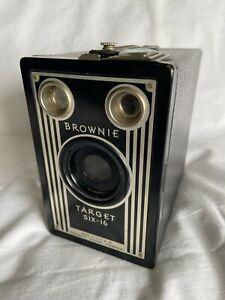 Brownie Target Six-16 box camera