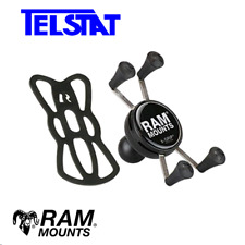 Ram Mount Cradle Holder for Universal X-Grip Cellphone/iPhone with 1 -Inch Ball
