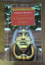 A Christmas Carol Charles Dickens FREE AUS POST good used condition paperback 94