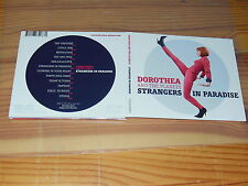 DOROTHEA AND THE PLANETS - STRANGERS IN PARADISE / DIGIPACK-CD 2016 MINT-