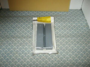 HO SCALE A- LINE LOT OF 2, 40 UNDECORATED RIBBED CONTAINERS KIT! ONLY $10.00!