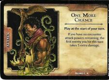 2 each D&D 4ed Fortune Card Packs & Promos: Overextended & One More Chance, WOTC