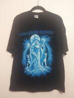 2007 Trans-Siberian Orchestra Winter Tour Black Large T-Shirt American Rock