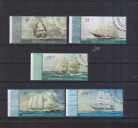 BRD 2005 gestempelt ESST viertel Stempel MiNr. 2464-2468 Großsegler