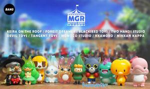 MGR ARTIST REMIX Random Unopened Blind Box Decoration Mini Figure Toy In Stock