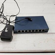 TP-Link TL-SG108 8-Port 10/100/1000Mbps Desktop Easy Smart Switch