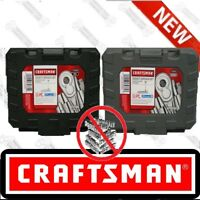 *EMPTY CASE* CRAFTSMAN 11 pc STANDARD OR METRIC 1/4 DRIVE RATCHET SOCKET SET