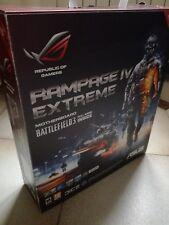 Motherboard ASUS RAMPAGE IV EXTREME FULL BUNDLE X79