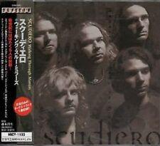 "SCUDIERO ""Walking Through Mirrors"" CD Japan w/obi +1 Bonus Marquee inc MICY-1132"