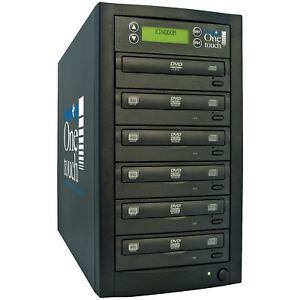 Kingdom One Touch dvd/cd duplicator w/ 500gb HD