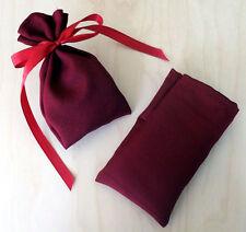 CALENDARIO DELL'Avvento - 24 sacchetti in tessuto rosso vino 8x13 - Tote Bag