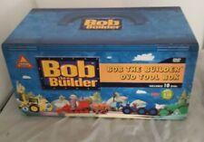 Bob The Builder - Bob's Tool-Box DVD with 9 dicsc Plus Extras  Reg 2