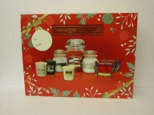 """Yankee Candle """"WOW PACK"""" great value Christmas Gift Set"""